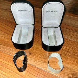 🎉3/$15. EA watch cases (set of 2)